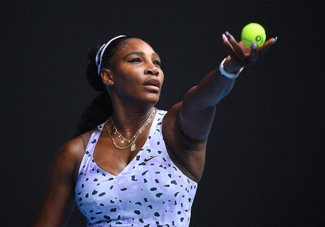 Serena Williams : « J'encourage les jeunes filles à ne jamais abandonner la poursuite de leurs passions » - Elle