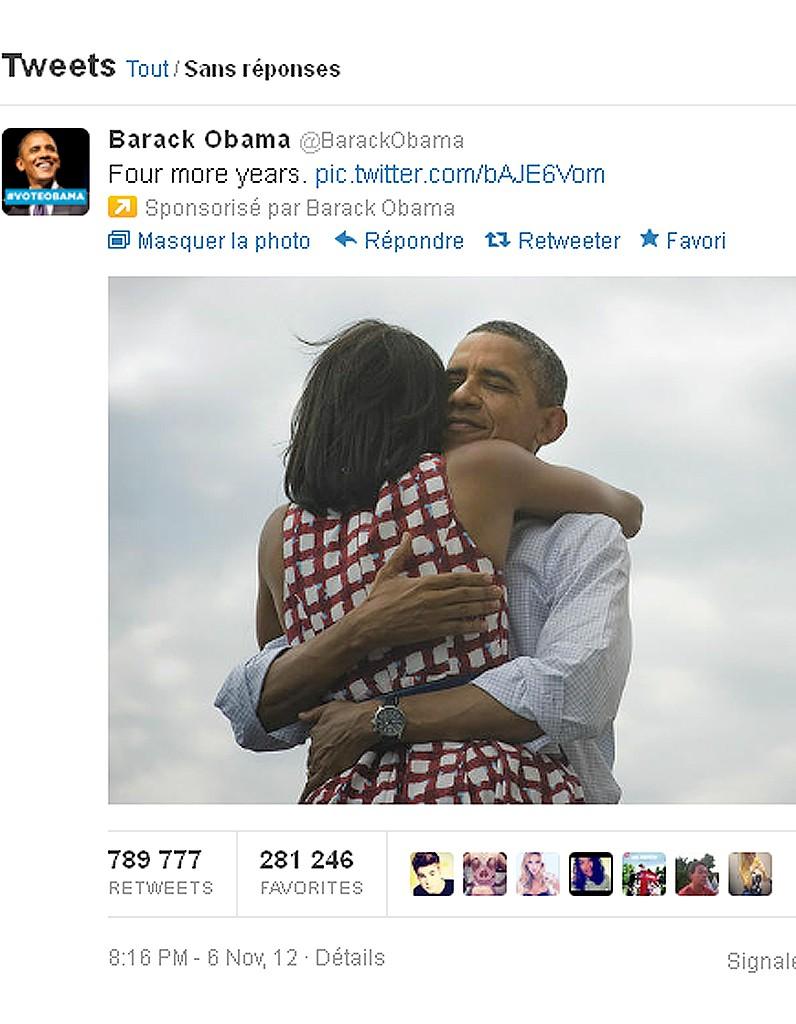 Le tweet le plus retweete de l histoire