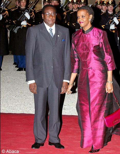 Grace Mugabe Premi Res Dames D Rapages Faux Pas Et