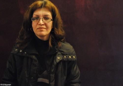 Manal 40 ans arrivee en France en janvier dernier