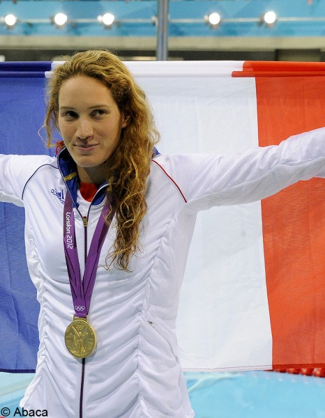 Camille Muffat, Olympic swim champion, retires at 24