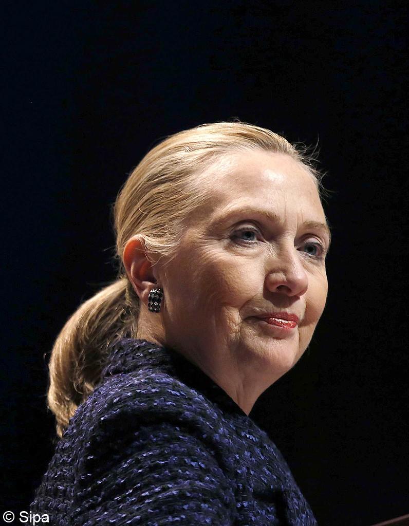 Hillary Clinton victime d une commotion cerebrale