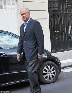 Affaire Bettencourt Patrice de Maistre reste en prison