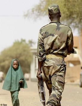 Militaire Mali