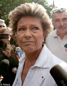 Anne Mansouret mere de Tristane Banon exclue du PS
