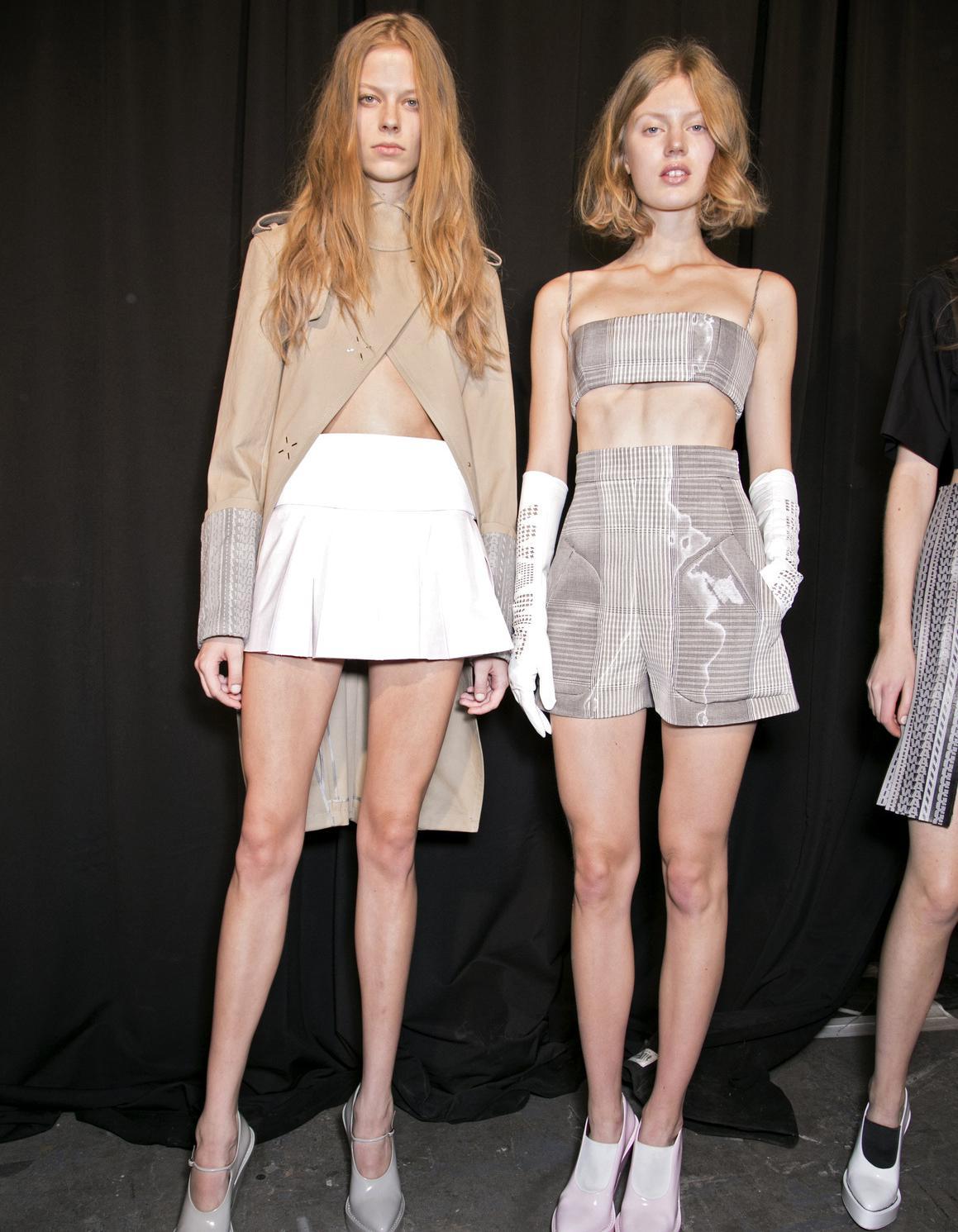 Des mannequins atypiques dans la mode