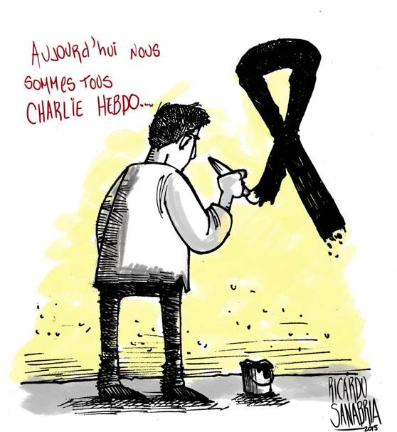 Ricardo Sanabria illustrateur venezuelien