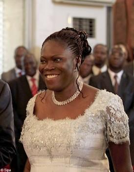 Simine Gbagbo