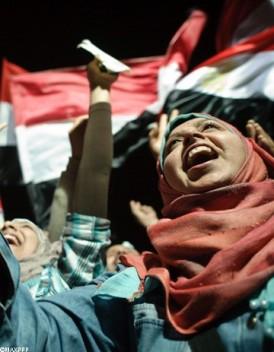 Egypte des manifestantes victimes de tortures