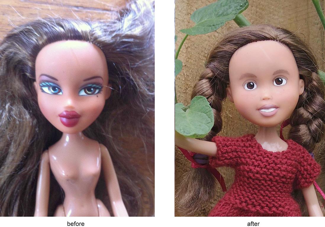 Смешной макияж фото осенней