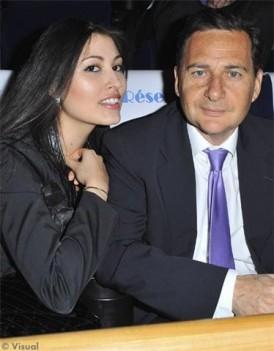 Eric Besson et Yasmine Tordjman bientot maries