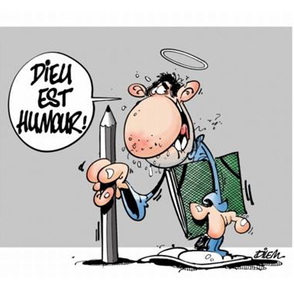 Dilem illustrateur algerien