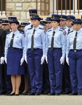 Gendarmerie ou sont les femmes