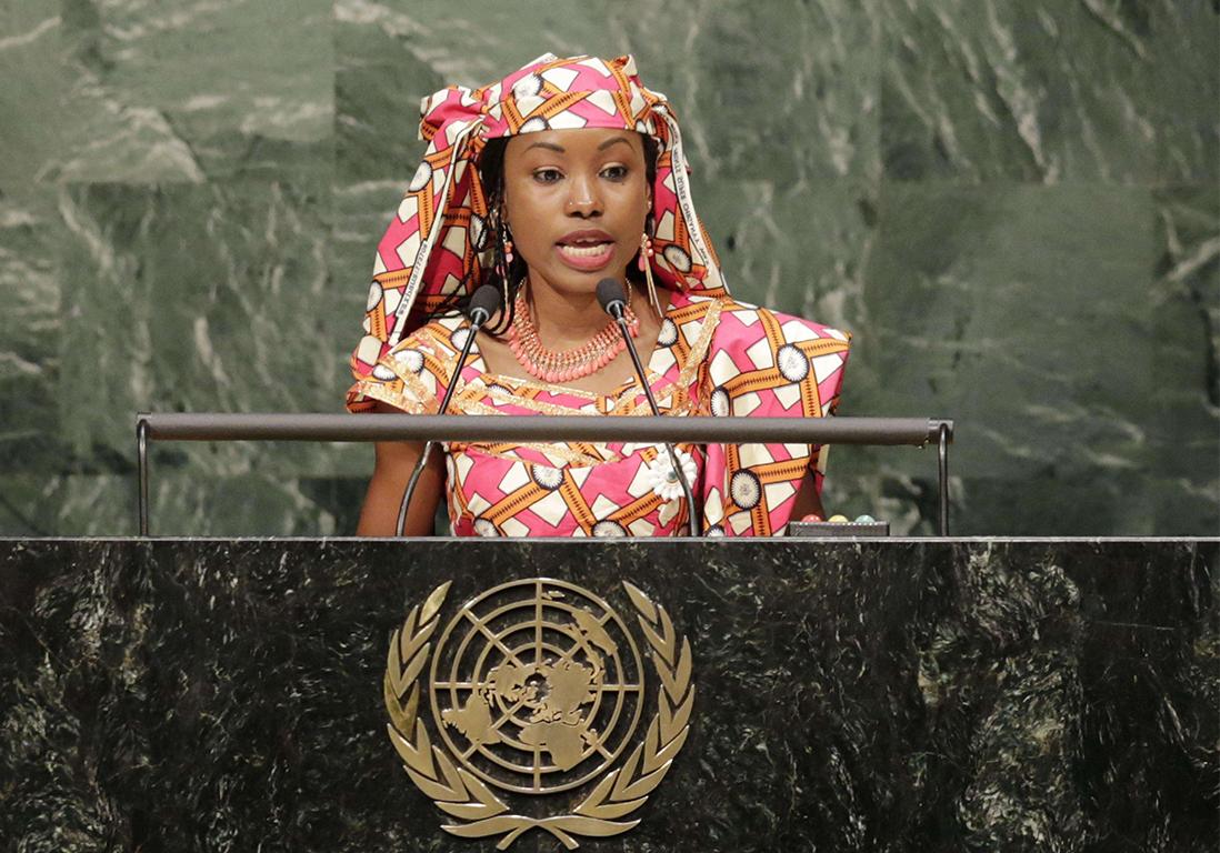 Hindou Oumarou Ibrahim, la géographe qui met les savoirs autochtones au service du climat - Elle