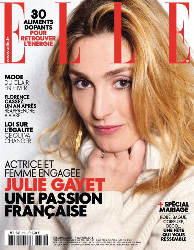 Julie Gayet une passion francaise