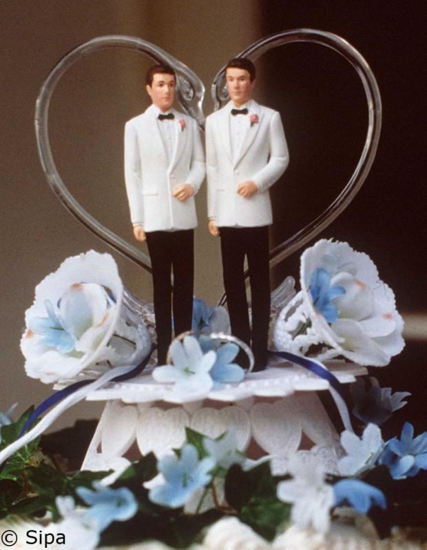 la question du mariage homosexuel au c ur de ce 15 ao t elle. Black Bedroom Furniture Sets. Home Design Ideas