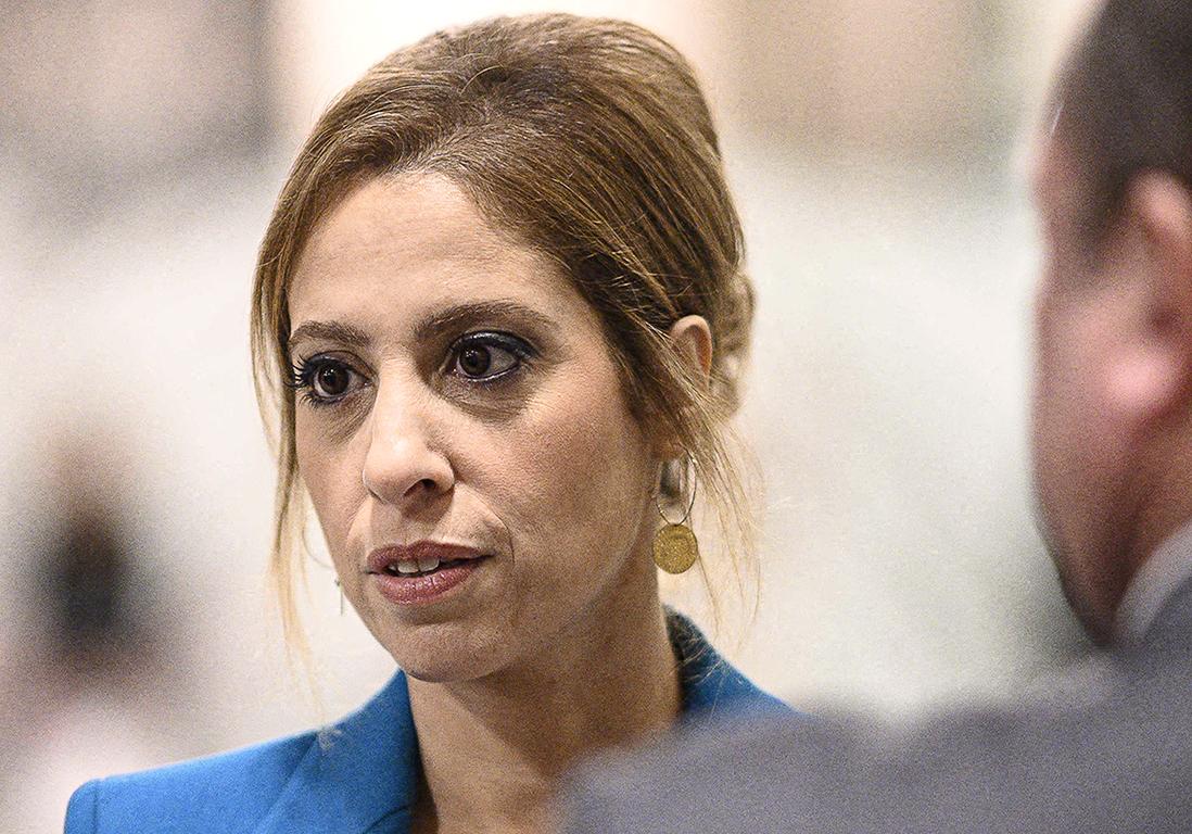 Lea Salame Aidons Beyrouth A Se Relever De Ses Cendres Elle