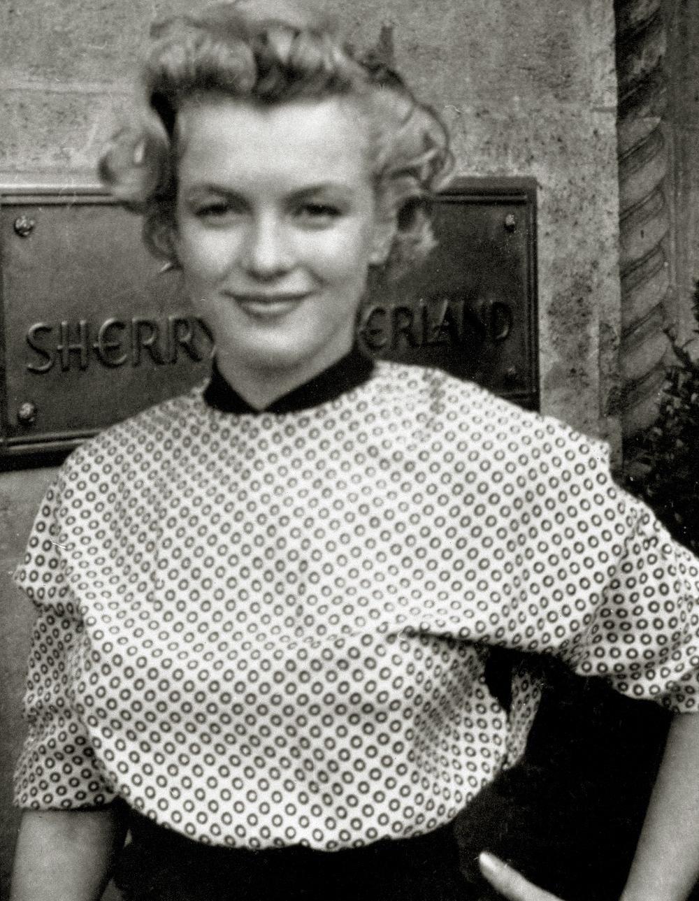 Marilyn monroe souffrait d endom triose le saviez vous elle - Housse de couette marylin monroe ...