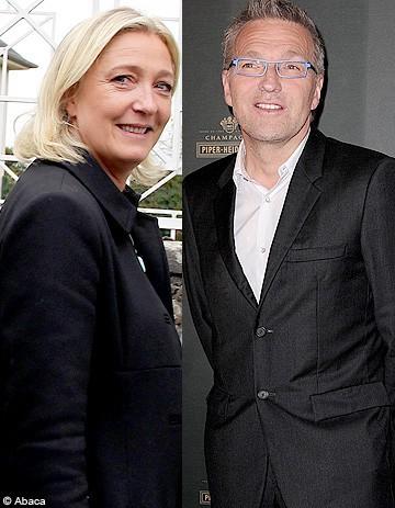 Marine Le Pen va porter plainte contre Laurent Ruquier