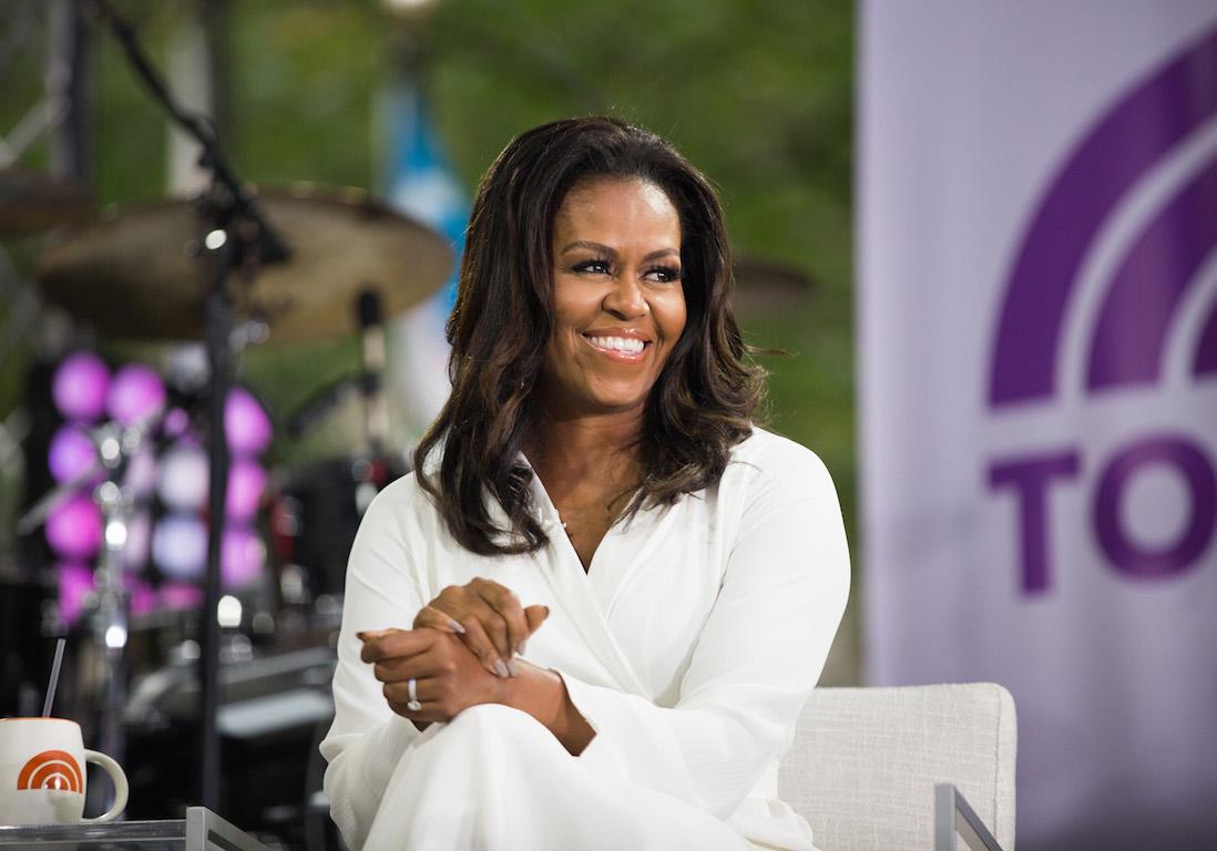 Michelle obama se confie sur la maternit et r v le avoir fait une fausse couche elle - Fausse couche et nausees ...