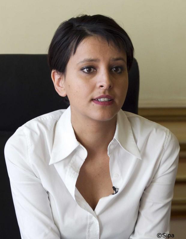 Pour Ségolène Royal, Najat Vallaud-Belkacem a réussi grâce à ses origines