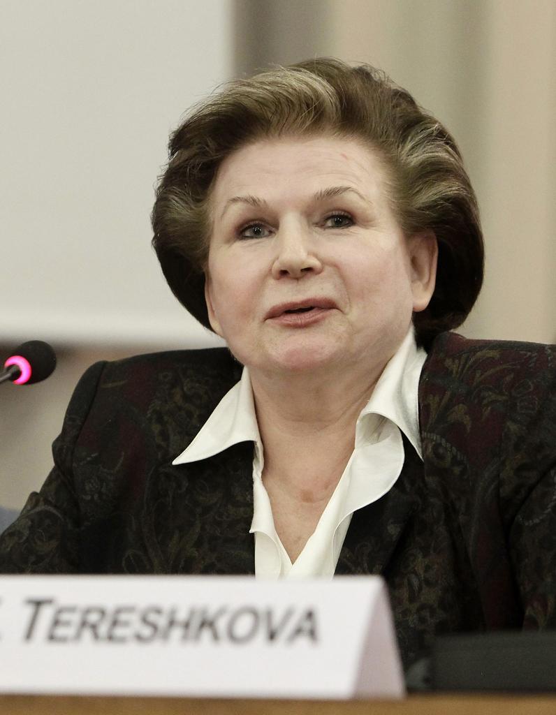 Russie : à 76 ans, elle veut se rendre sur Mars