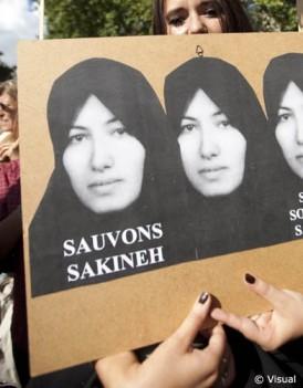 Sakineh une execution par pendaison a nouveau evoquee