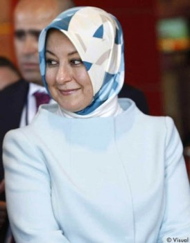 le foulard turque