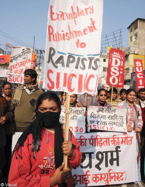 Viol collectif en Inde : le frère de la victime veut la peine de mort
